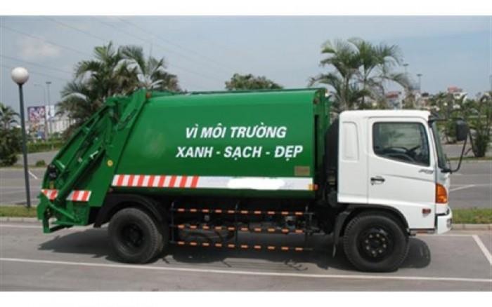 Bán thùng rác nhựa HDPE chất lượng cao, giá tốt, giao hàng tận nơi1