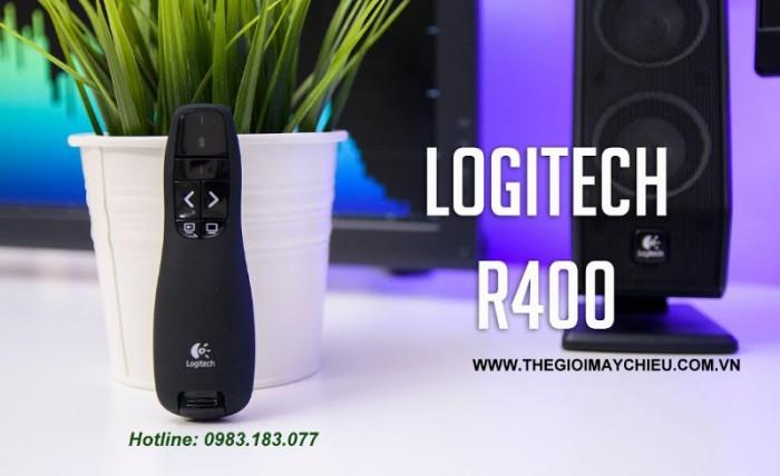 Bút trình chiếu Logitech R4000