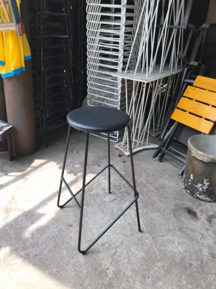 Ghế bar cafe thanh lý0