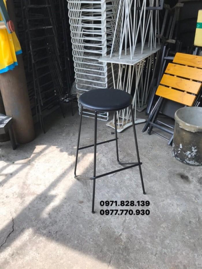 Ghế bar cafe thanh lý1