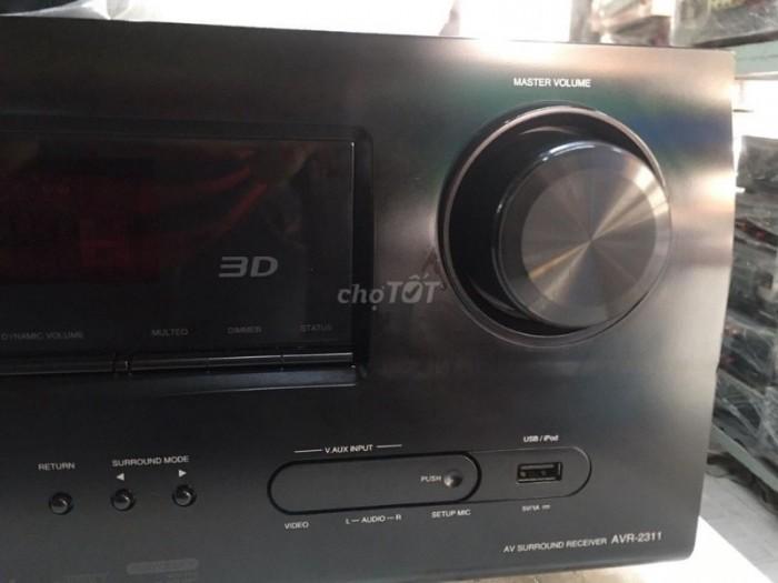 chuyên bán Ampli denon AVR 2311 đẹp mới zin 100%2