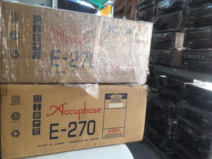 Bán chuyên Ampli Accuphase E270 hàng bải tuyển chọn từ nhật về long lanh , không chỉnh sửa .1