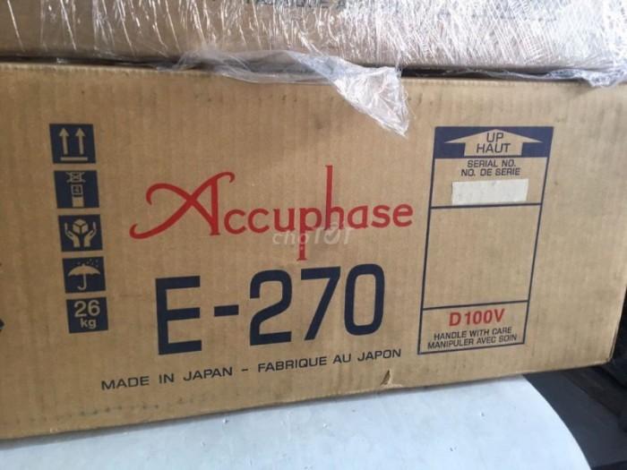 Bán chuyên Ampli Accuphase E270 hàng bải tuyển chọn từ nhật về long lanh , không chỉnh sửa .4