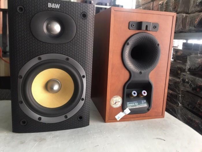 Chuyên bán Loa B&W DM 600 S3 (England) hàng đẹp Long lanh ,khong chỉnh sửa .2