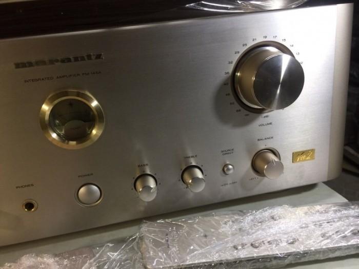 Bán chuyên Ampli Marantz PM-SA 14 super audio hàng bãi, đẹp, zin 100%3