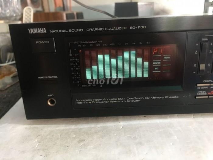 Chuyên bán Lọc tiếng yamaha EQ 1100 hàng đẹp Long lanh ,khong chỉnh sửa .1