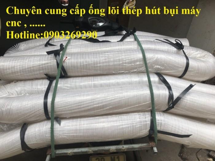 Ống nhựa Pvc - Pu lõi thép bọc nhựa DN40, DN50, DN60, DN80, DN90, DN100, DN120, DN150, DN200, DN250, DN3009