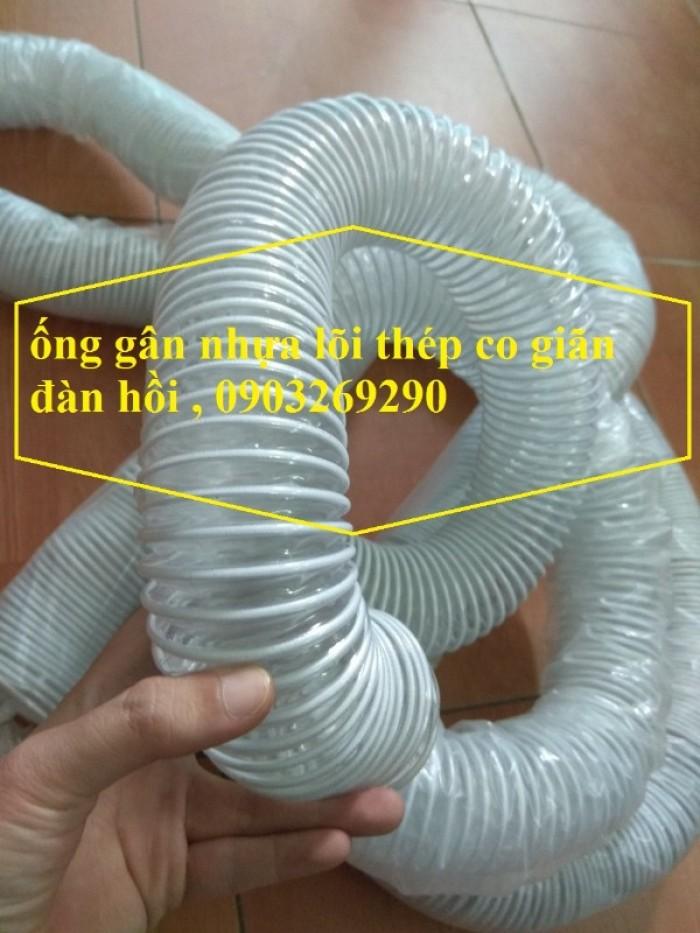 Ống nhựa Pvc - Pu lõi thép bọc nhựa DN40, DN50, DN60, DN80, DN90, DN100, DN120, DN150, DN200, DN250, DN30014