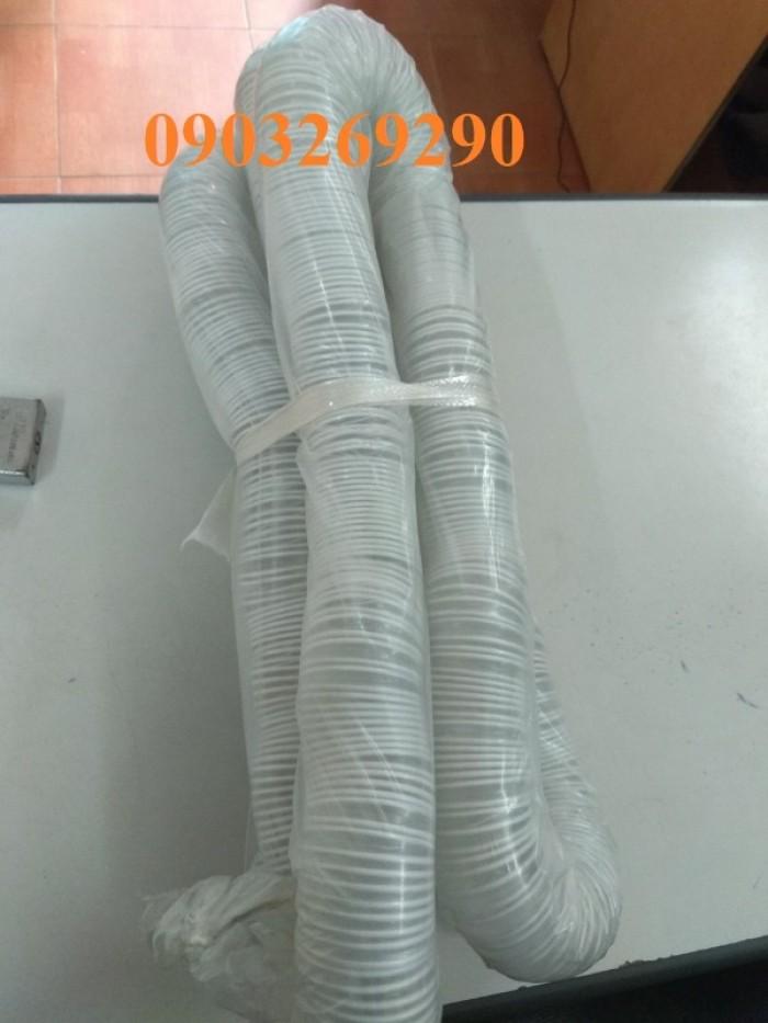 Ống nhựa Pvc - Pu lõi thép bọc nhựa DN40, DN50, DN60, DN80, DN90, DN100, DN120, DN150, DN200, DN250, DN30015