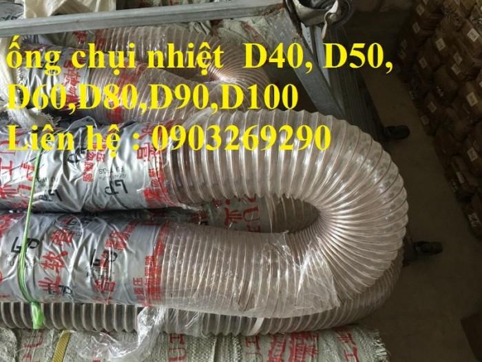 Ống nhựa Pvc - Pu lõi thép bọc nhựa DN40, DN50, DN60, DN80, DN90, DN100, DN120, DN150, DN200, DN250, DN30019