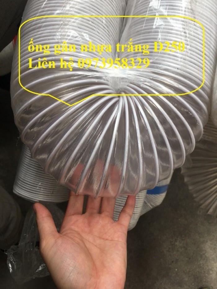 Ống nhựa Pvc - Pu lõi thép bọc nhựa DN40, DN50, DN60, DN80, DN90, DN100, DN120, DN150, DN200, DN250, DN30020