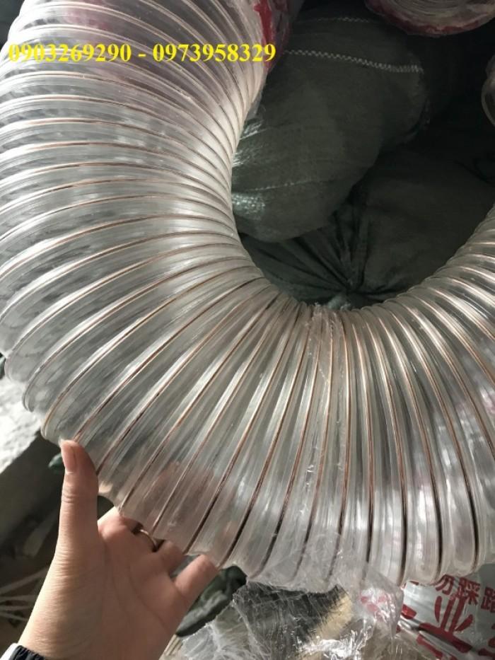 Ống nhựa Pvc - Pu lõi thép bọc nhựa DN40, DN50, DN60, DN80, DN90, DN100, DN120, DN150, DN200, DN250, DN30024