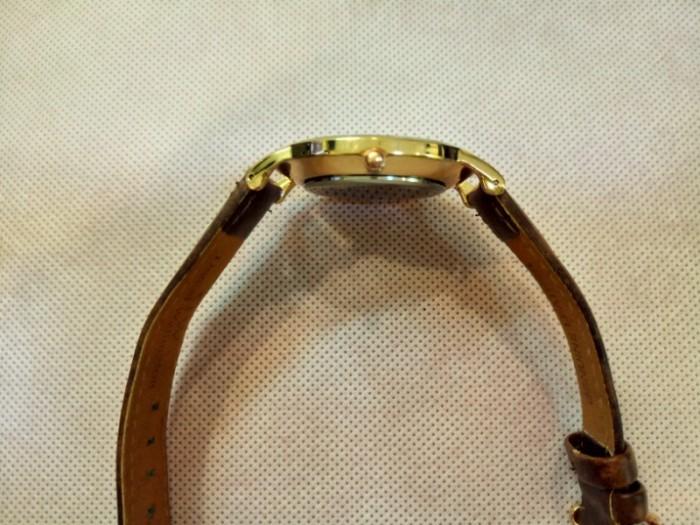 Đồng hồ quartz Nam dây da .2
