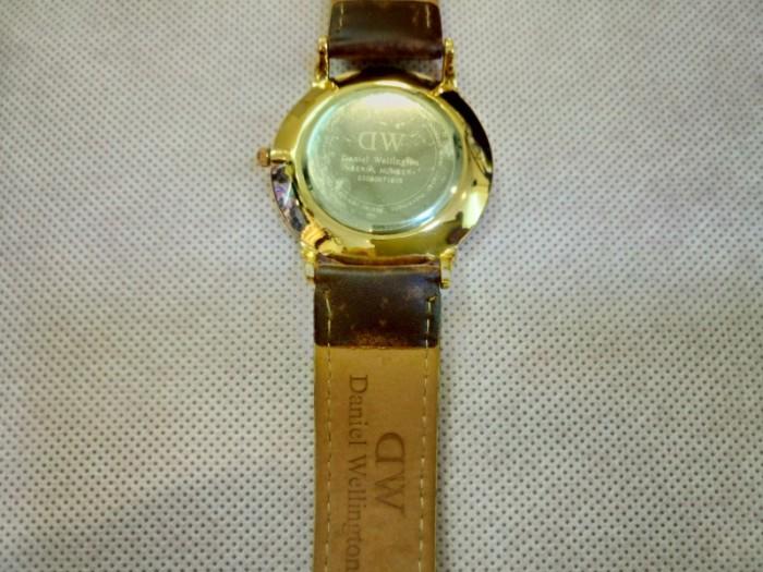 Đồng hồ quartz Nam dây da .3