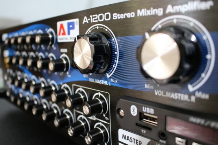 Ampli AP cao cấp A-1200 kết nối Bluetooth3