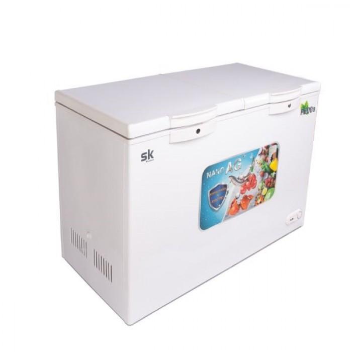 Tủ đông mát Sumikura 286 LÍT SKFCD-286 đồng2