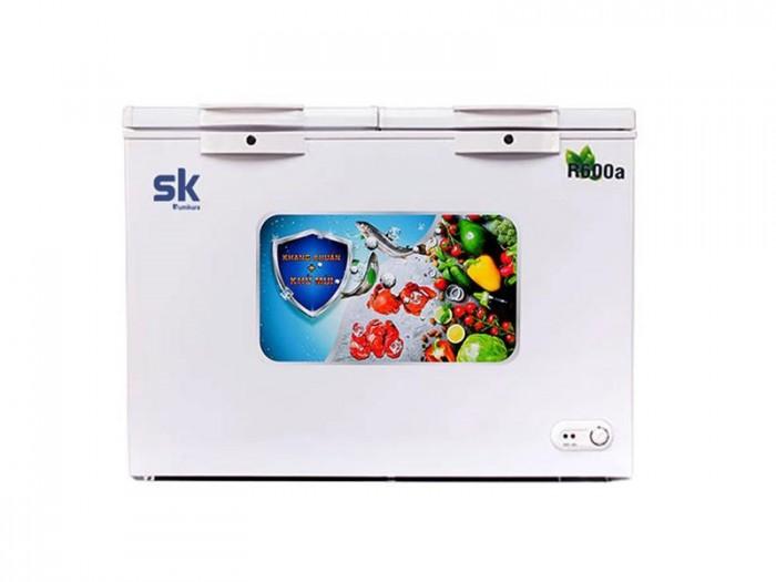 Tủ đông mát Sumikura 286 LÍT SKFCD-286 đồng1
