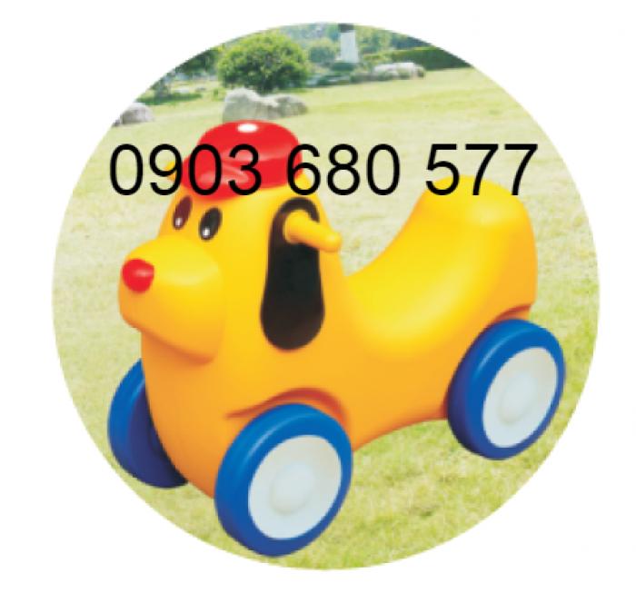 Chuyên bán đồ chơi xe chòi chân 4 bánh, xe lắc cho bé mầm non1