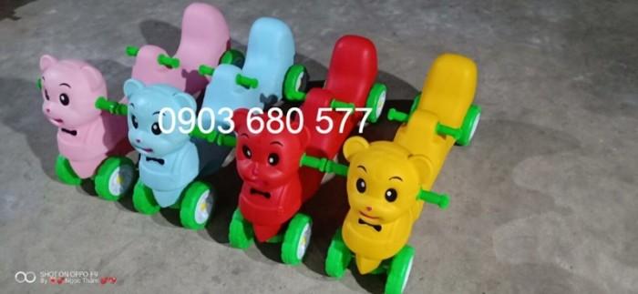 Chuyên bán đồ chơi xe chòi chân 4 bánh, xe lắc cho bé mầm non6
