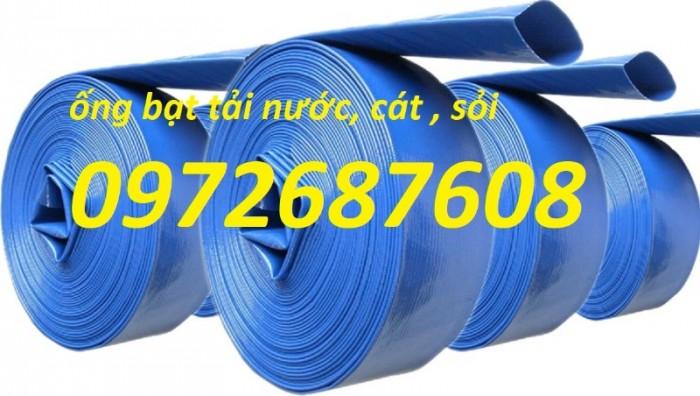 cung cấp ống bạt cốt dù chi lê tải nước, tải cát, tải bùn, tải sỏi đá giá tốt1