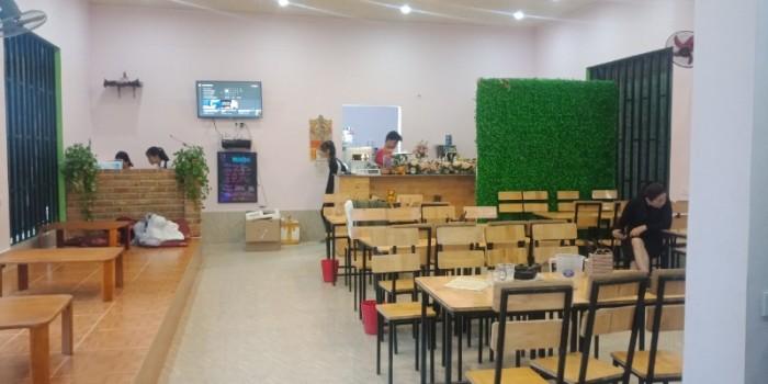 Bộ máy tính tiền cho quán trà sữa- coffee- trà chanh tại Đà Nẵng, Huế0