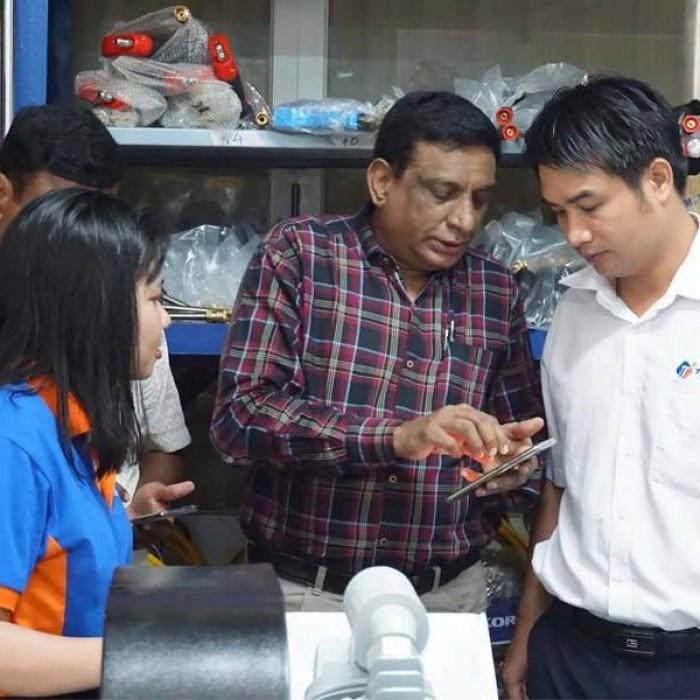 Tìm đối tác phân phối dung dịch, thiết bị rửa xe của công ty Tahico tại Bến Tre3