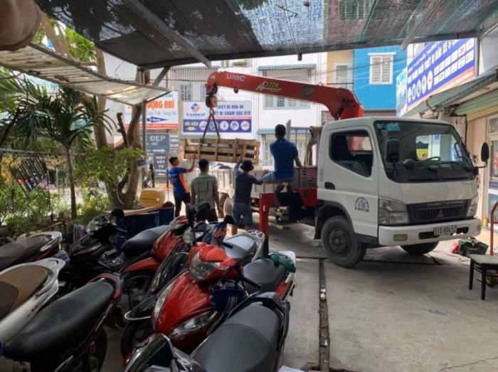 Tìm đối tác phân phối dung dịch, thiết bị rửa xe của công ty Tahico tại Bến Tre4