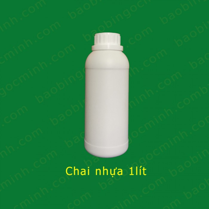 chai nhựa 1 lít 9