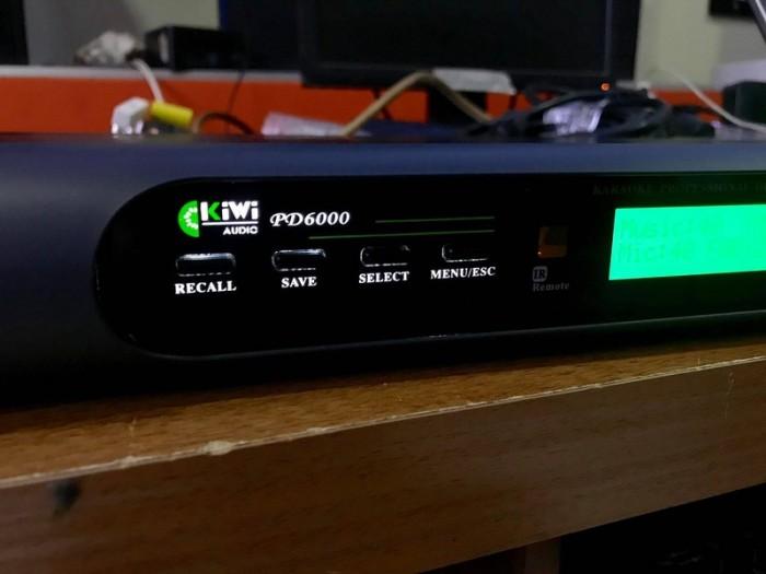 Cục đẩy liền vang số Kiwi PD6000 Hỗ trợ căn chỉnh trực tiếp trên laptop, PC bằng ứng dụng, dễ dàng trong việc setup âm thanh cho phù hợp với không gian và mục đích sử dụng.1