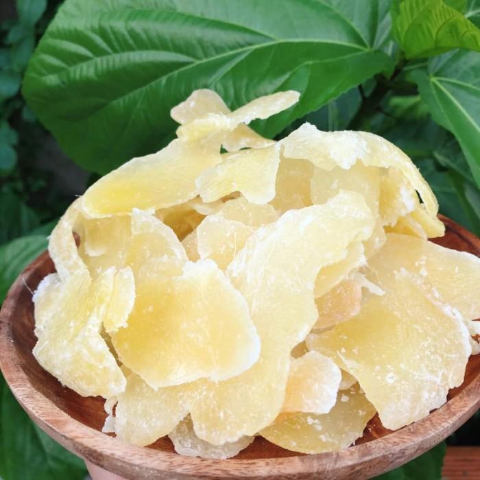 Hủ 500gr Mứt gừng hảo hạng giữ nguyên vị cay tự nhiên thơm ngon - Food by Mama2