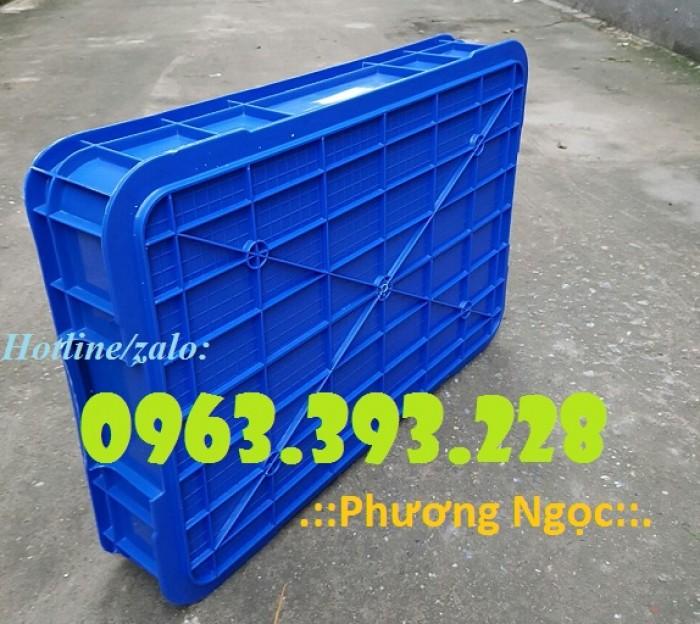 Thùng nhựa đặc cao 10, thùng nhựa đựng linh kiện3