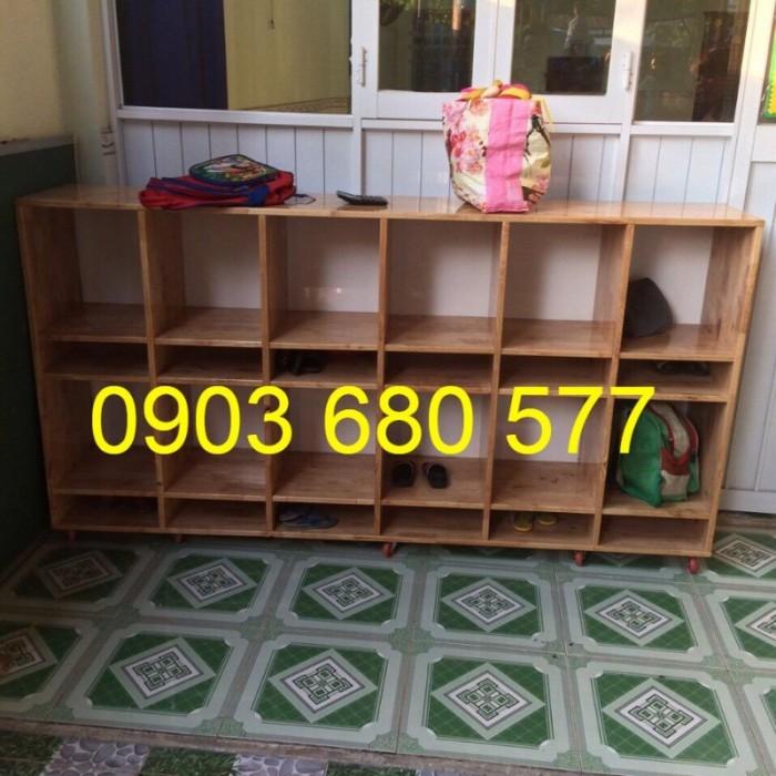 Cần bán tủ kệ mầm non dành cho trẻ em giá rẻ, chất lượng cao23