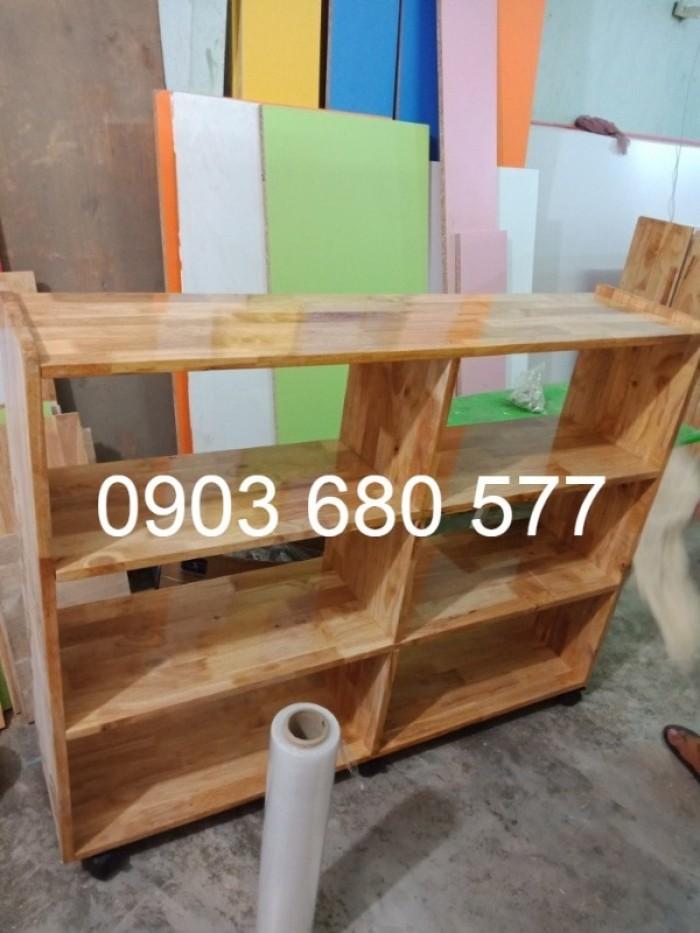 Cần bán tủ kệ mầm non dành cho trẻ em giá rẻ, chất lượng cao27