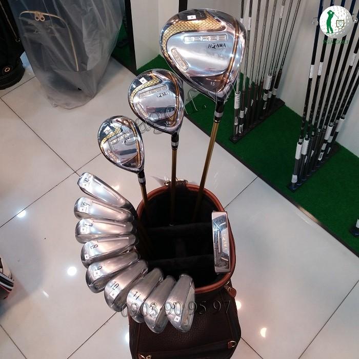Bộ Gậy Golf Honma Beres S07 3 sao new 20203