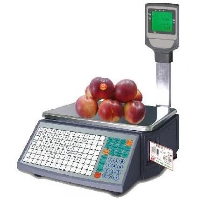 Phân phối, lắp đặt cân điện tử siêu thị, in tem, mã vạch, kết nối wifi1