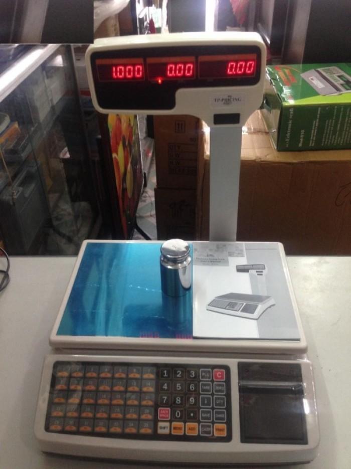 Phân phối, lắp đặt cân điện tử siêu thị, in tem, mã vạch, kết nối wifi2