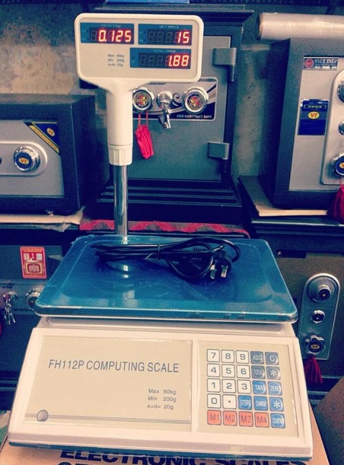 Phân phối, lắp đặt cân điện tử siêu thị, in tem, mã vạch, kết nối wifi4
