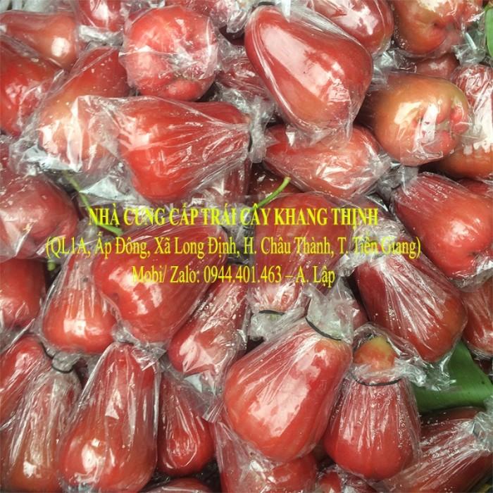 Mận đỏ An Phước - xuất xứ Tiền Giang1