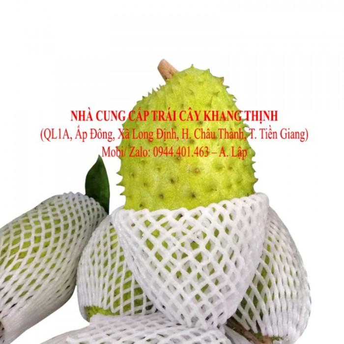 Mãng cầu xiêm xuất khẩu - xuất xứ Tiền Giang0