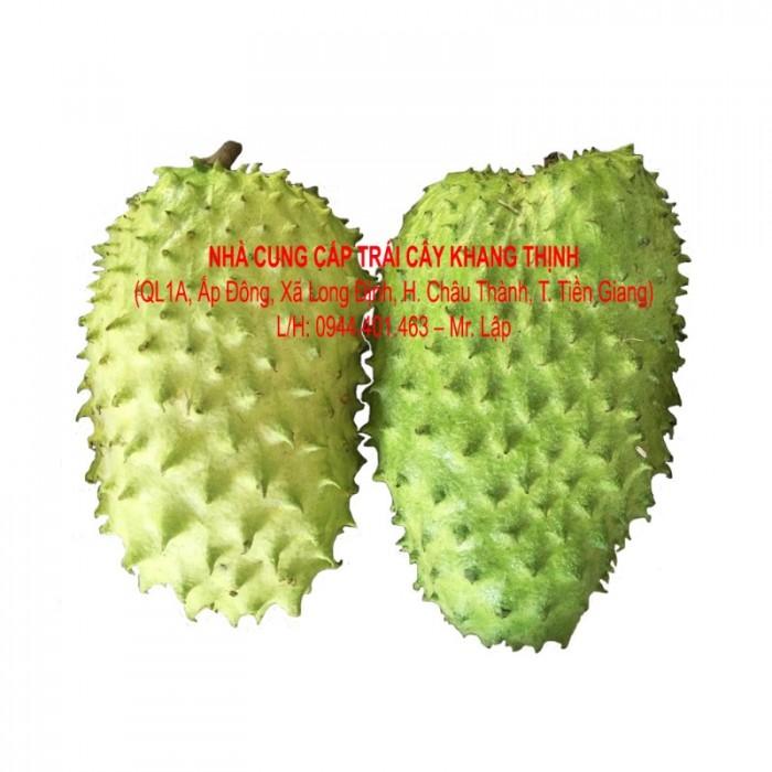 Mãng cầu xiêm xuất khẩu - xuất xứ Tiền Giang3