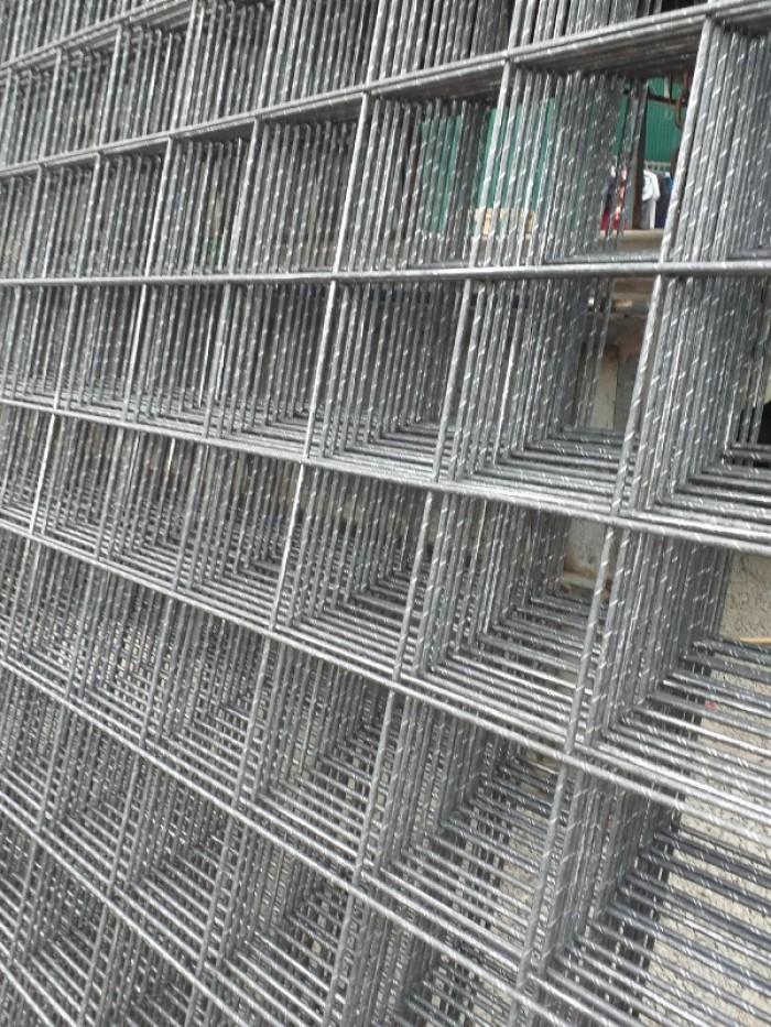 Lưới thép hàn D8 a 200*200 .đổ sàn bê tô12