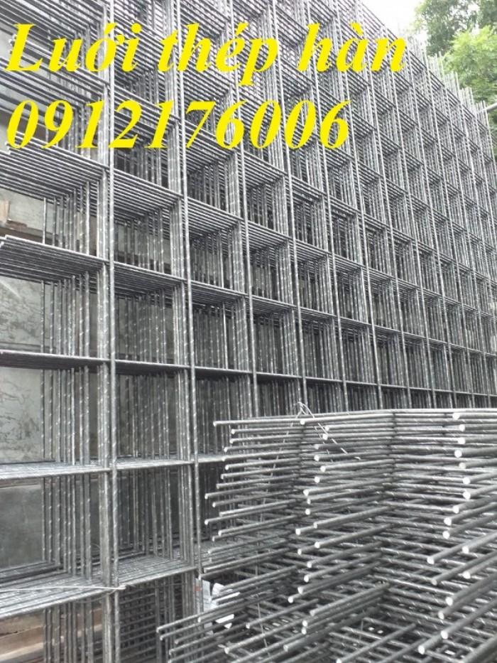 Lưới thép hàn D8 a 200*200 .đổ sàn bê tô17