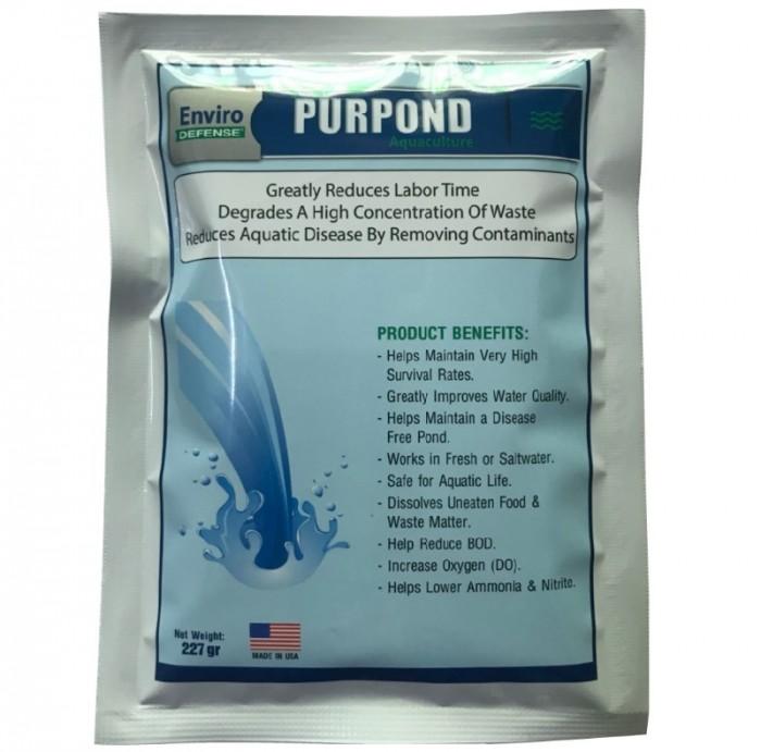 Vi sinh chuyên xử lý đáy nước - Purpond - Thủy Sản Tép Bạc0