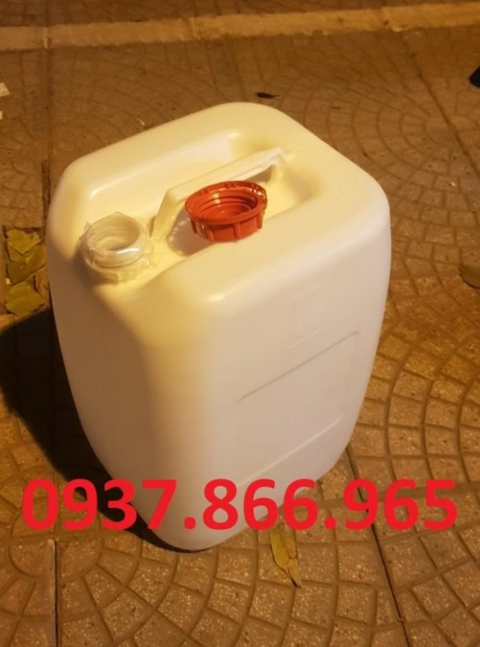 can nhựa 30L chuyên đựng chất lỏng, hóa chất2