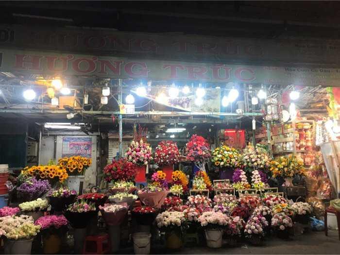 Shop hoa Hương Trúc1