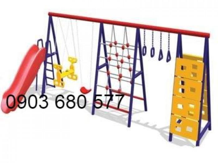 Cần bán trò chơi thang leo vận động dành cho bé mầm non1