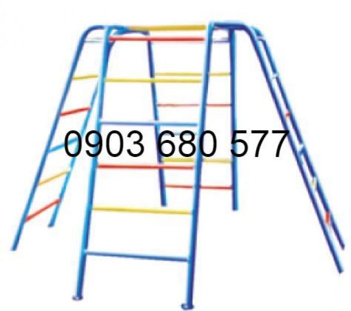 Cần bán trò chơi thang leo vận động dành cho bé mầm non7