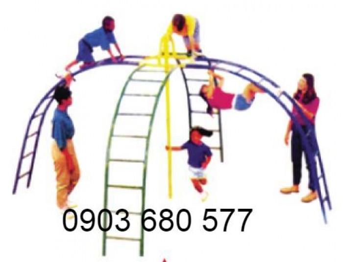 Cần bán trò chơi thang leo vận động dành cho bé mầm non6