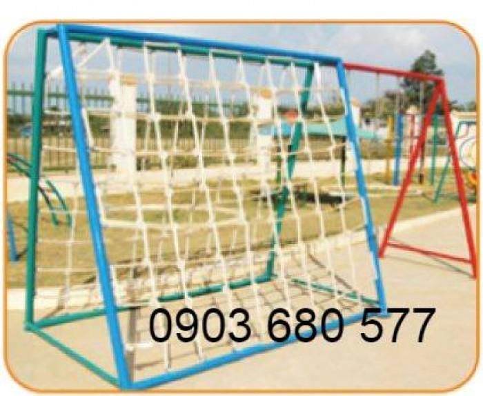 Cần bán trò chơi thang leo vận động dành cho bé mầm non8