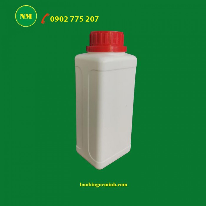 Chai nhựa hdpe đựng hóa chất 9